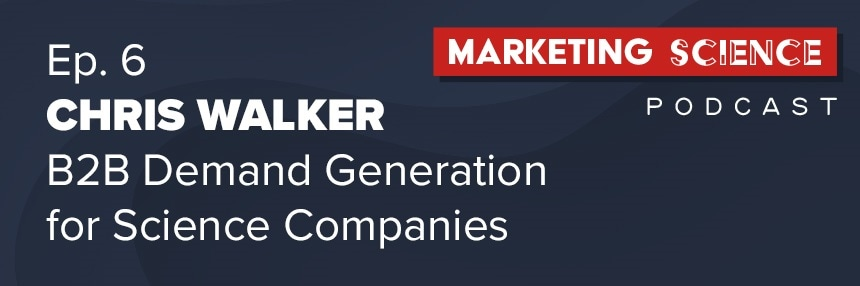 B2B Demand Generation for Science, Engineering and Healthcare