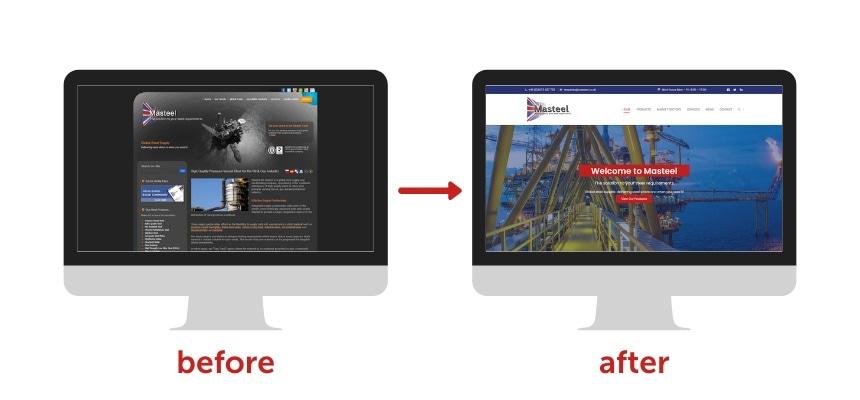 Marketing Science website redesign