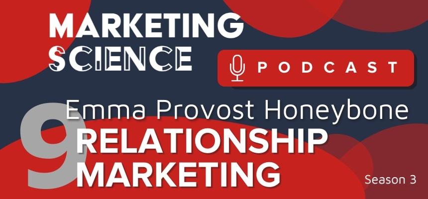 Relationship marketing - marketing science podcast