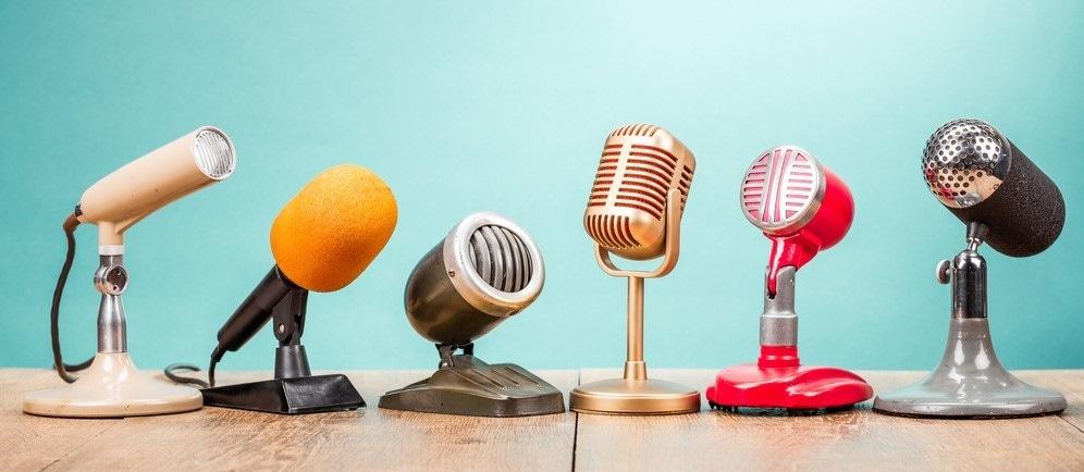 Podcast Microphones