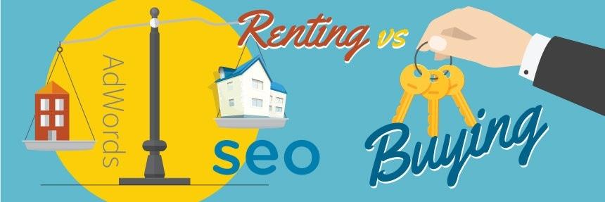 Renting vs. Buying Image
