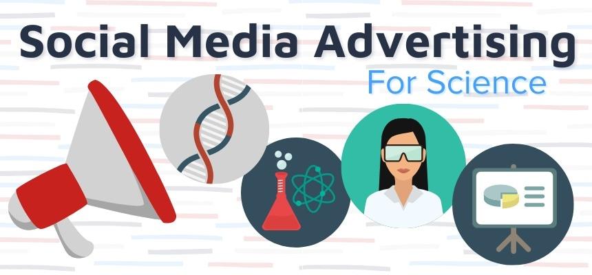Social Media Advertising for Science