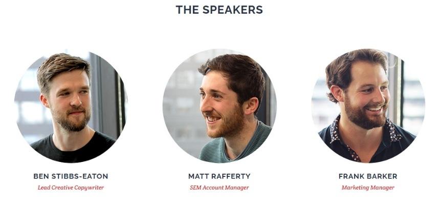 AZoNetwork speakers