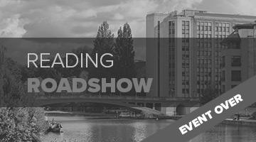 Reading Roadshow - Event Over